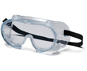 Chemical Splash Safety Goggles w/ Indirect Vents