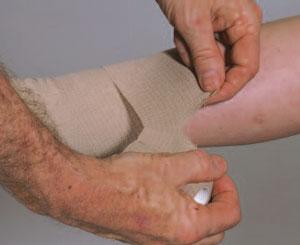 """Medi-Rip Self Adherent Bandage, 1"""""""