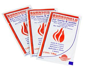 Burn Gel Packets, 3.5mL / 1/8oz, Pack / 10