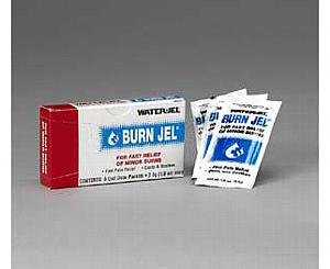 Burn Jel - 1/8oz Packets in Unitized Box , Case of 100