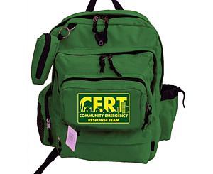 Deluxe C.E.R.T. Back Pack