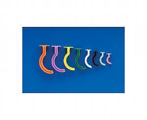 Color Coded Berman Oral Airway, 80mm
