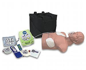 Aed Trainer Package W/Carry Bag