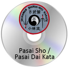 Pasai Sho/ Pasai Dai Kata