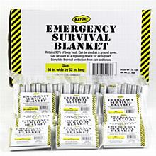 Mayday Solar Blanket ? 84 x 52 (Case of 250)