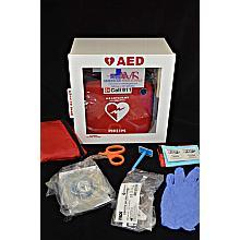 Cabinet AED (small) W/Alarm C1463F12-722