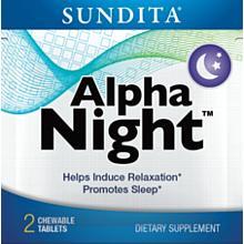 Alpha Night™ - Natural Sleep Aid - Sample