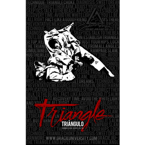 "Triangle: Submission Series 10/10 Poster (11x17"")"