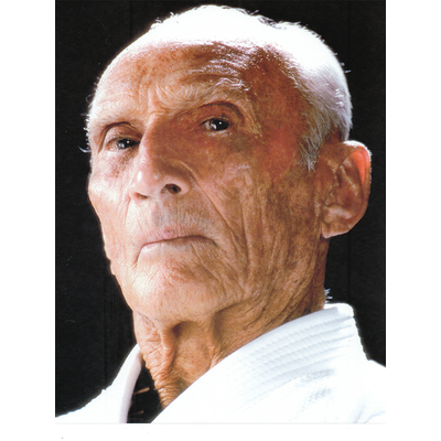 "Grand Master Helio Gracie (8x10"")"