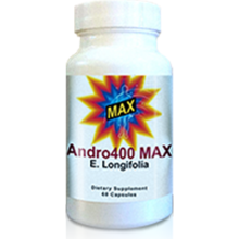 Andro400 MAX (1 Bottle)