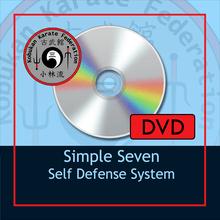 DVD- Simple Seven Self Defense System