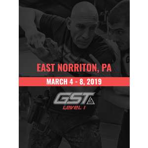 Level 1 Full Certification: East Norriton, PA (March 4-8, 2019)