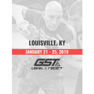 Re-Certification: Louisville, KY (January 21-25, 2019)