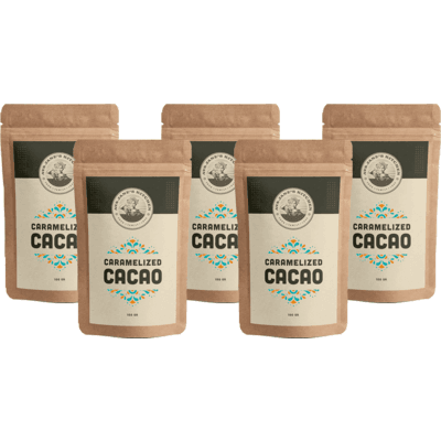 Caramelized Cacao Membership - 5 bags delivered quarterly